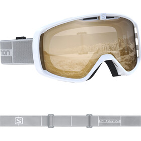 Salomon Aksium Access Goggles, white